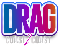 Drag Coast to Coast logo